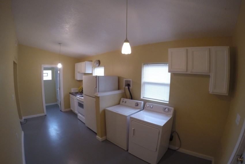 Sell your own home Indianapolis laundry area