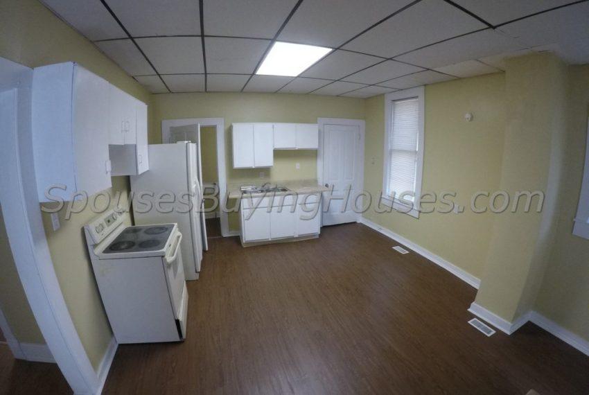 We buy homes Indianapolis Kitchen