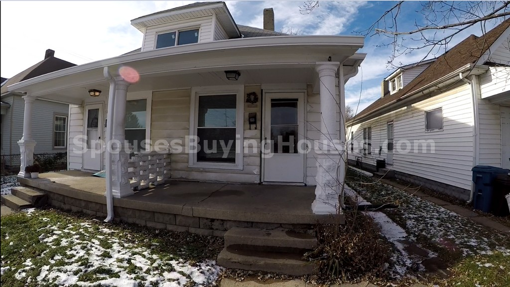 Houses For Rent In Indianapolis 1446 S Richland
