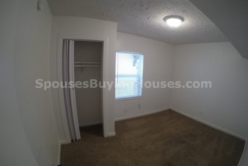Sell Us Your Indianapolis House!  Bedroom 1