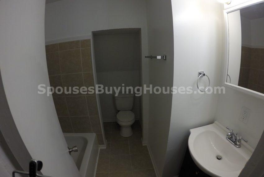 We Buy Homes Indianapolis Too!  Bathroom