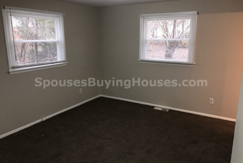 homes for rent in Indianapolis Bedroom