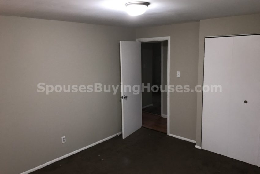 homes for rent Indianapolis Bedroom
