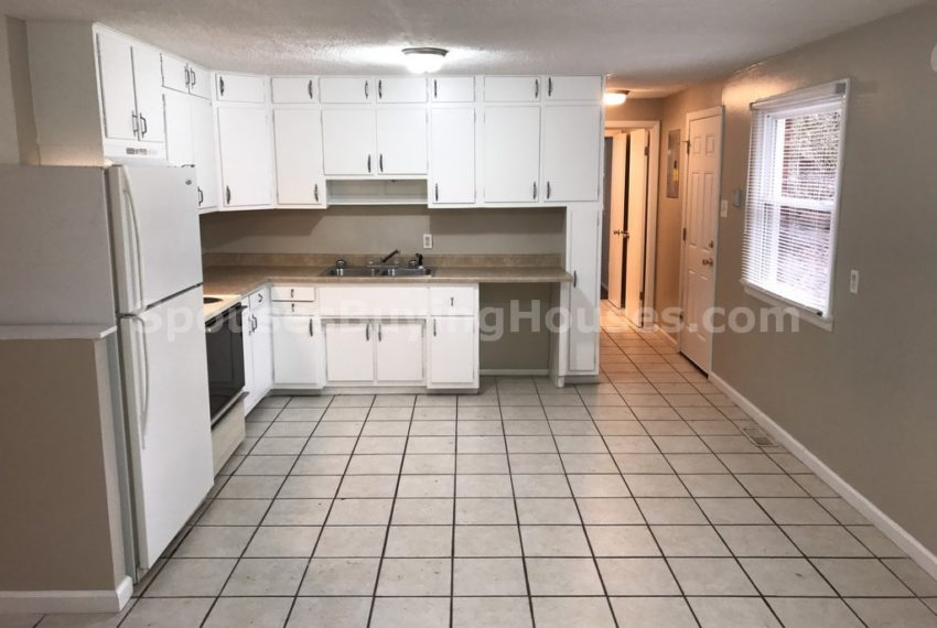 Sell my house Indianapolis kitchen