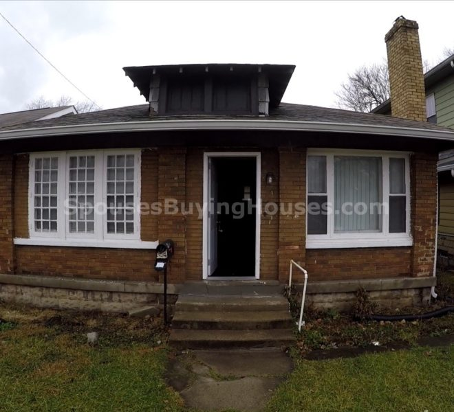 we buy houses Indianapolis Front Ext