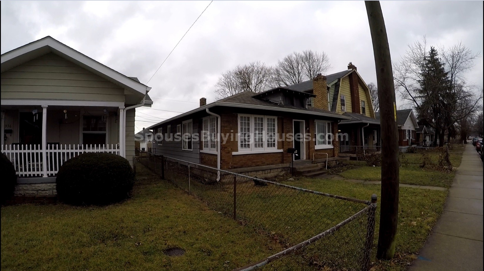 Sell Your House Fast Indianapolis 940 N Drexel Ave Indianapolis In 46201 Spouses Buying Houses
