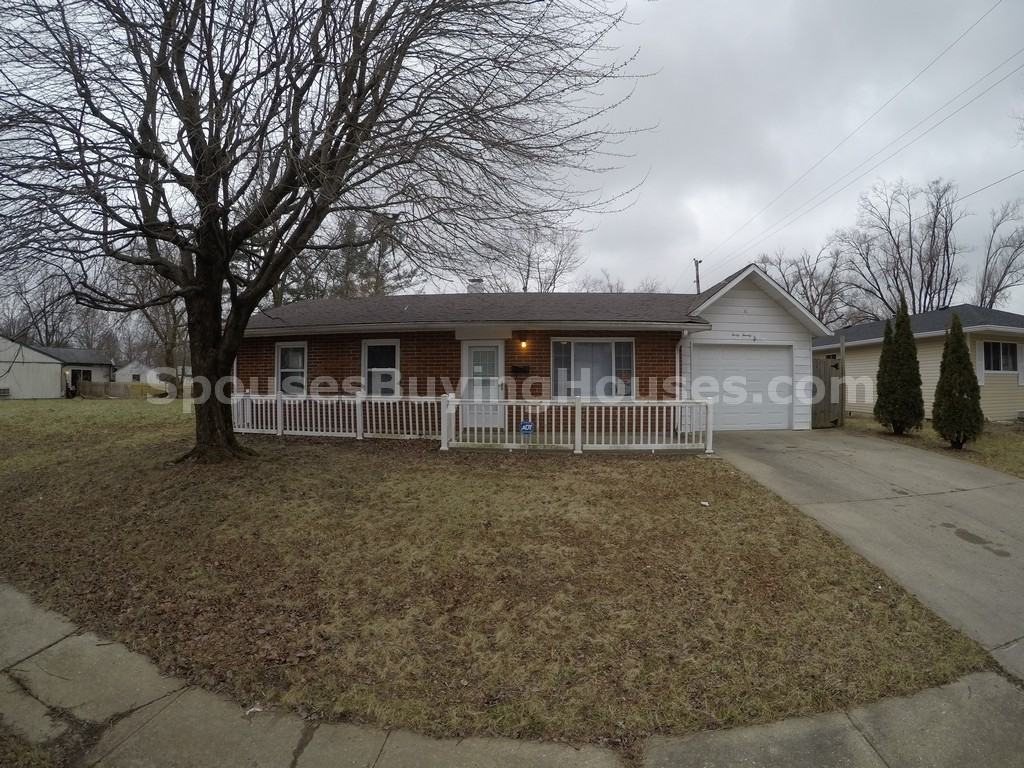 Homes For Rent In Indianapolis – 4026 Arquette Dr