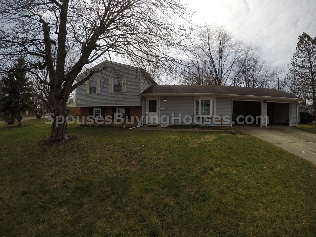 Indianapolis Homes for Rent 3530 Maura Lane