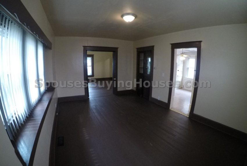 we buy homes for cash Indianapolis living room