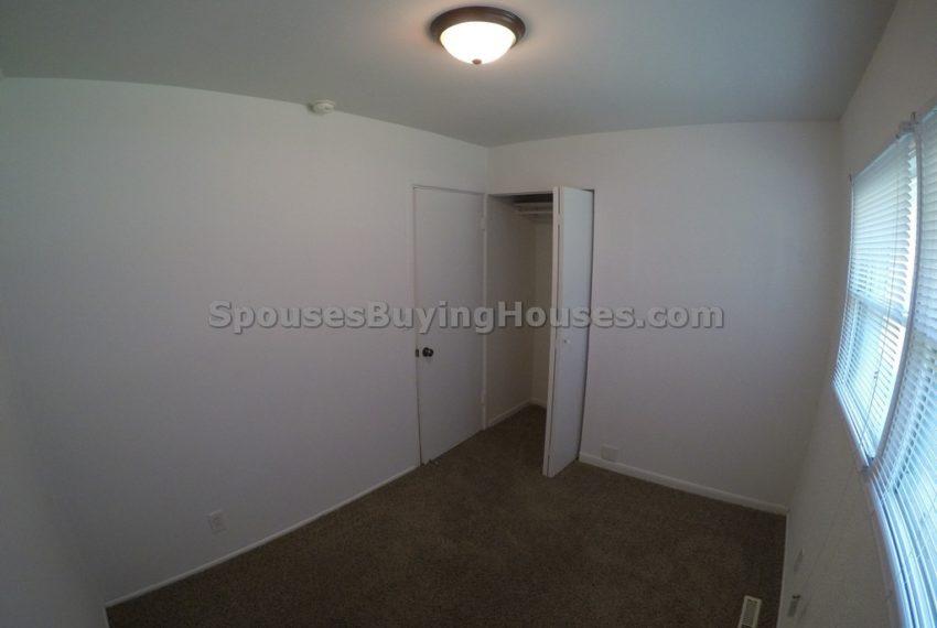 we buy ugly homes Indianapolis Bedroom
