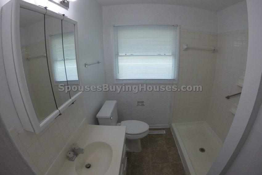 we buy ugly houses Indianapolis Bathroom