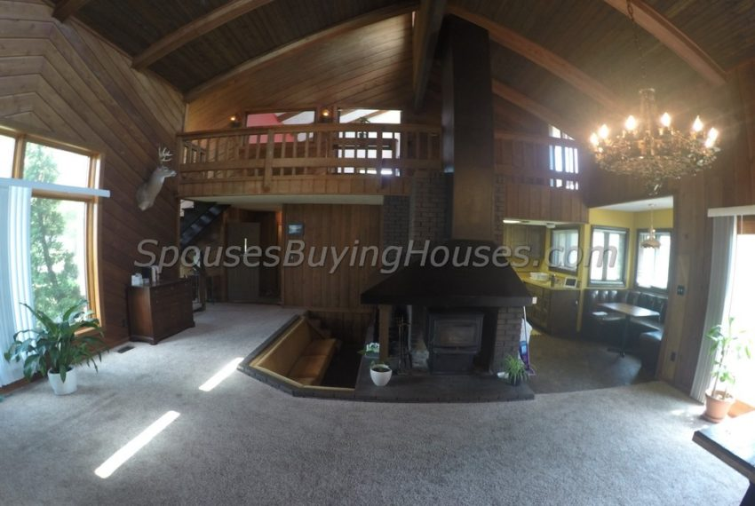 sell my house fast Indianapolis Fireplace