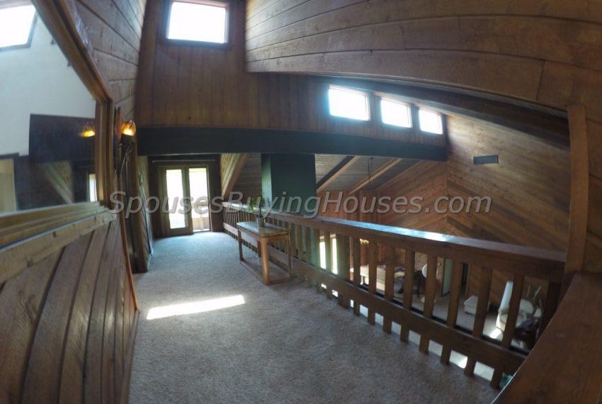 we buy ugly houses Indianapolis Balcony