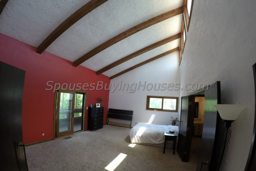 we buy homes for cash Indianapolis Master's bedroom