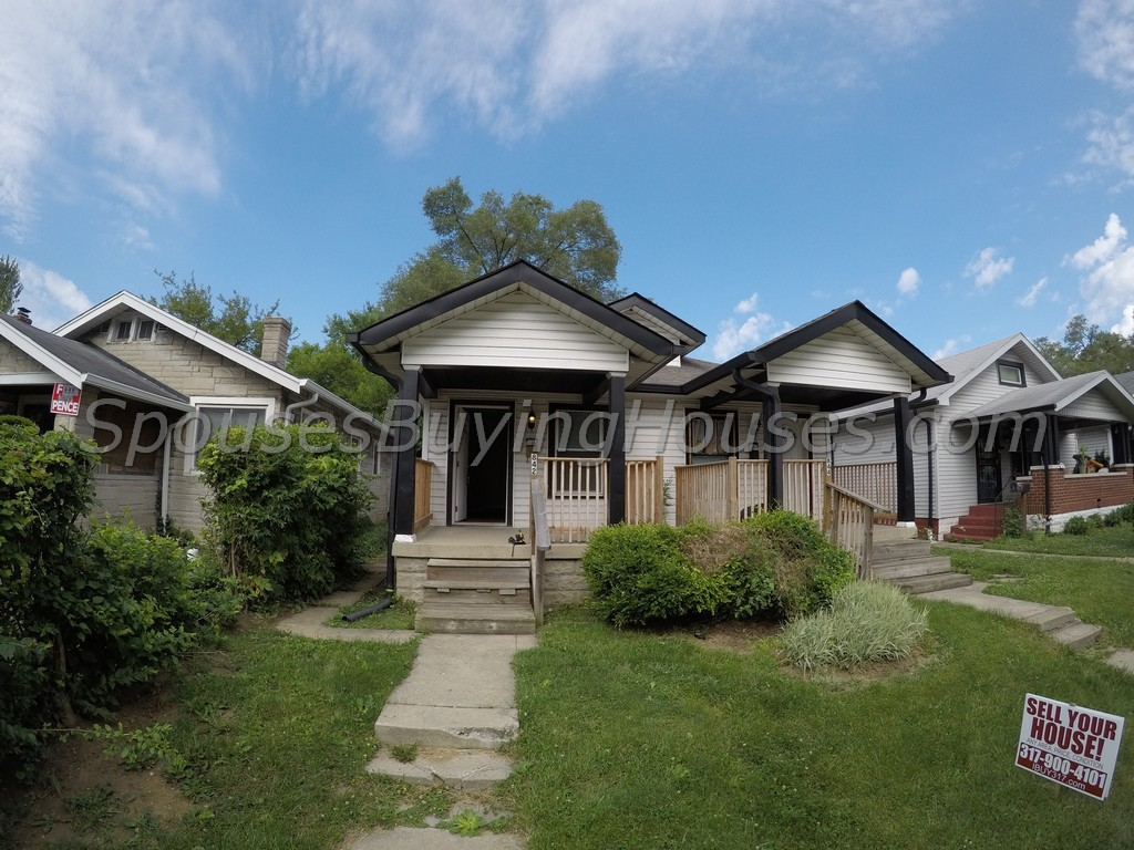 homes for rent Indianapolis 842 N Drexel, Indianapolis, IN 46201