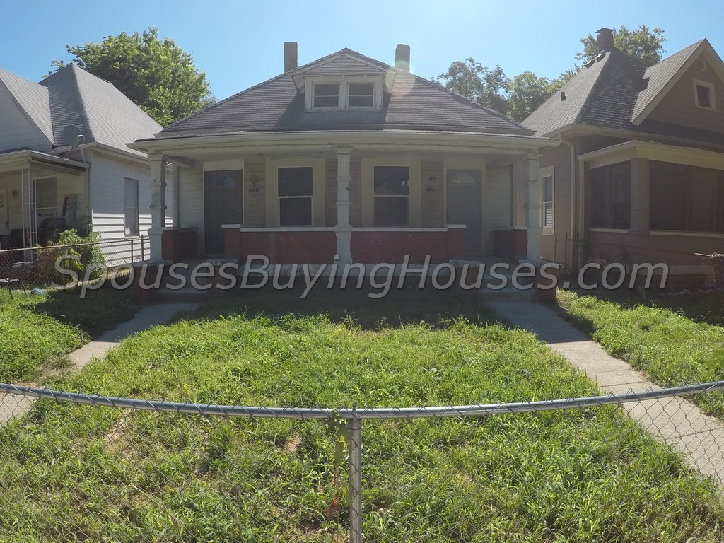 Indianapolis houses for rent 1343 Hiatt St, Indianapolis, IN 46221