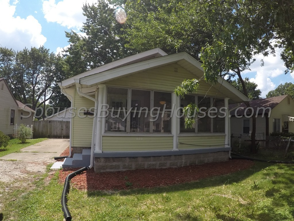 Sell your home fast Indianapolis 823 E Mills Ave, Indianapolis, IN 46227