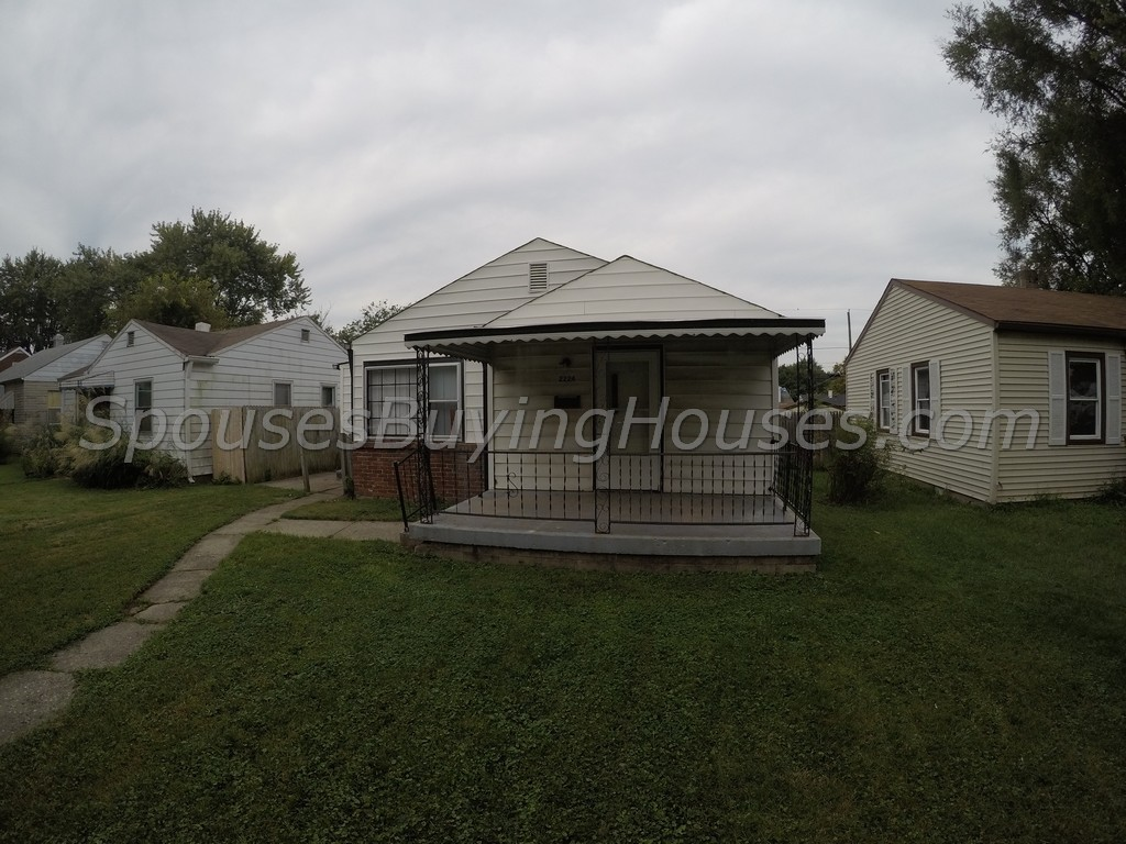 Rent to Own Indianapolis - 2224 Villa Ave, Indianapolis, IN 46203