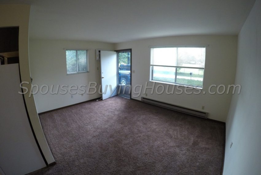 houses for rent in Indianapolis Living Room