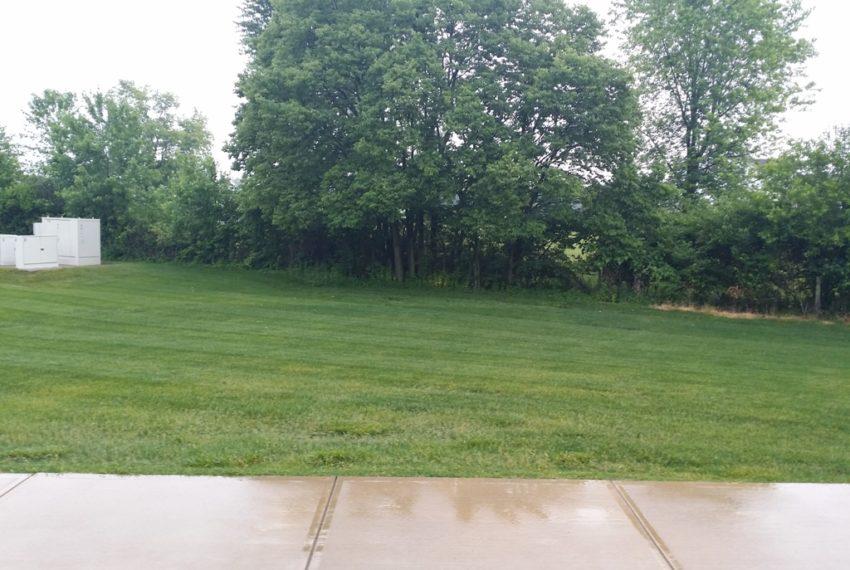 we buy ugly houses Indianapolis Backyard