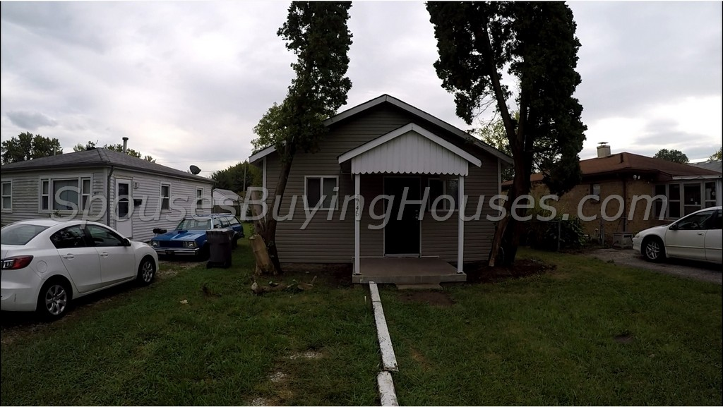 Indianapolis homes for rent 4745 E 17th st