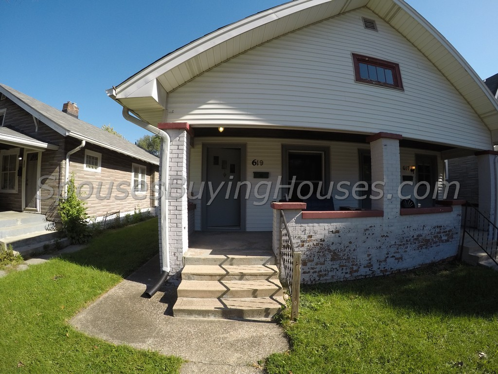Rent This Double Indianapolis 619 Tecumseh St