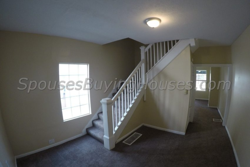 Sell your own home Indianapolis Staircase