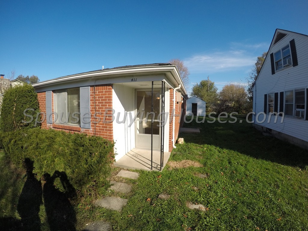 Rent This House Indianapolis   411 S Biltmore