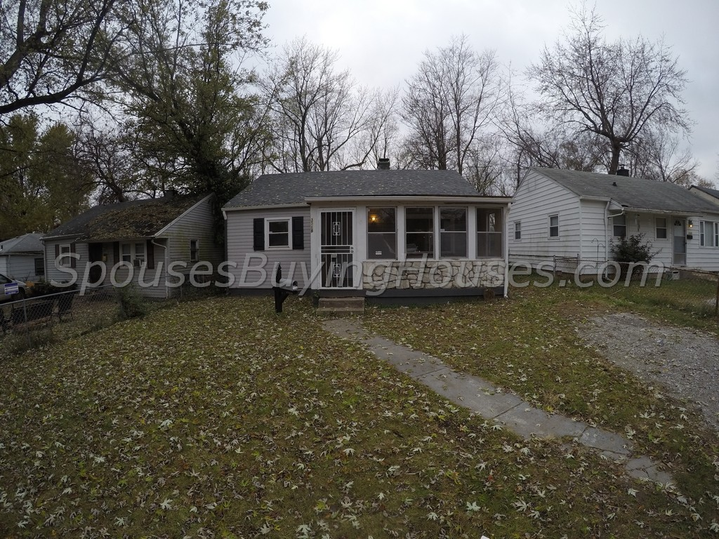 Rent This Home Indianapolis   3518 N Olney