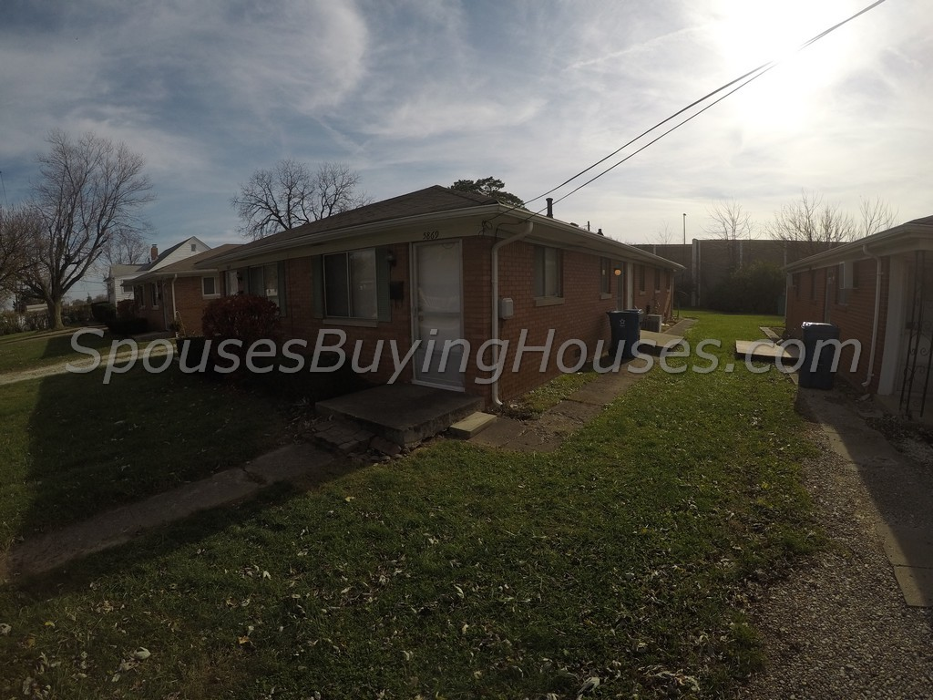 Rent This Home Homes Indianapolis 5869 W Morris
