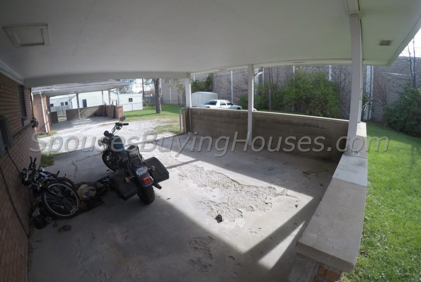 Sell my house Indianapolis Carport