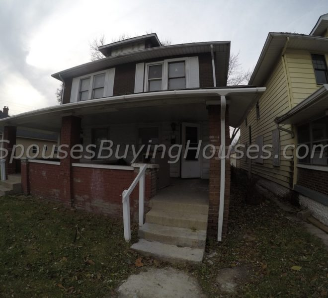 selling your home Indianapolis Front Exterior 420 Eastern Ave