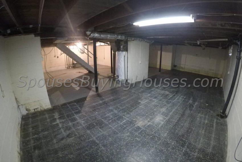 Sell my house Indianapolis Basement
