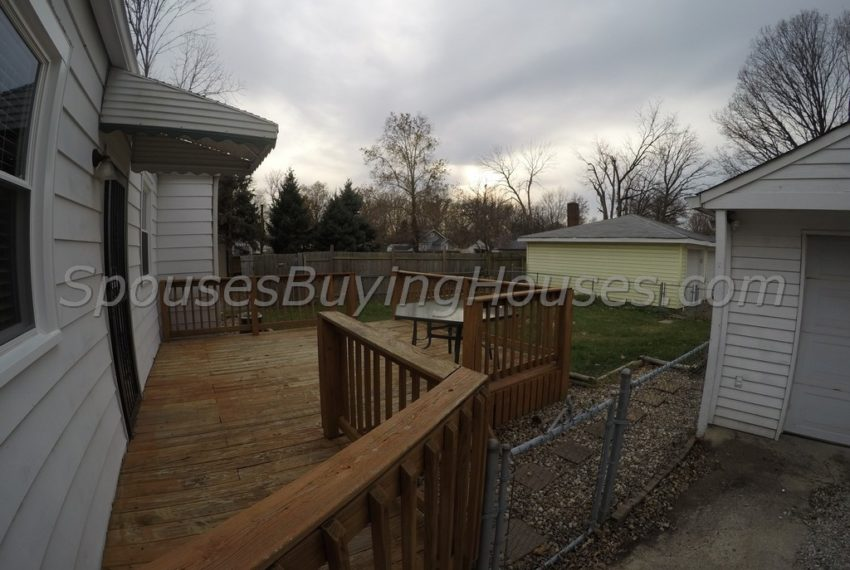 selling your home Indianapolis Deck Patio