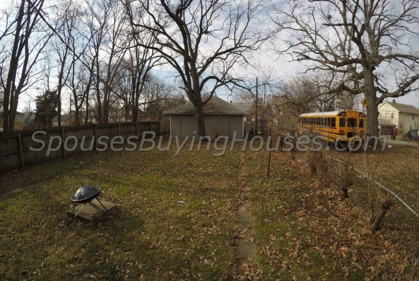 we buy any houses Indianapolis Backyard
