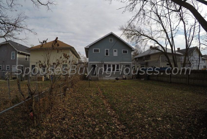 we buy any home Indianapolis Backyard