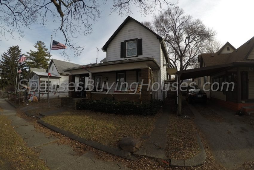 Sell my home Indianapolis Front Exterior 625.5 Birch