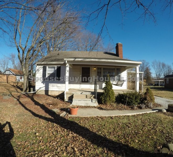 Sell your own house Indianapolis Front Exterior 101 N Routiers