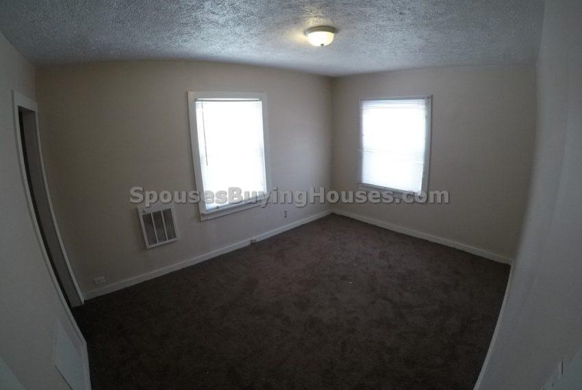 we buy ugly houses Indianapolis Bedroom 2