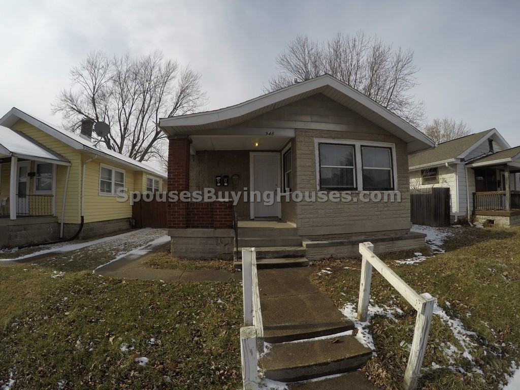Rent This Double Indianapolis 948 Kealing Unit B