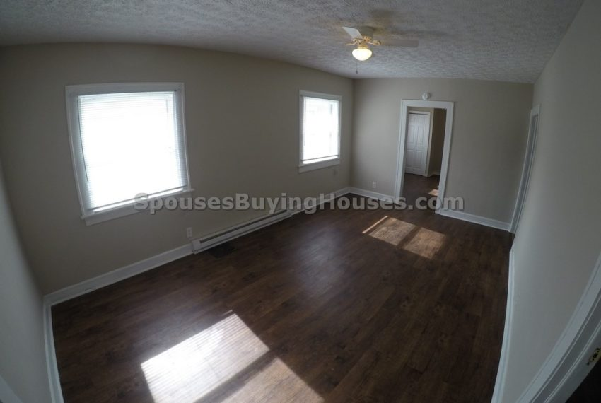 homes for rent in Indianapolis Bedroom 1