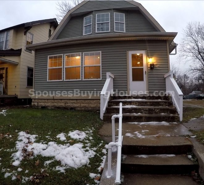 Houses for rent in Indianapolis Front Ext