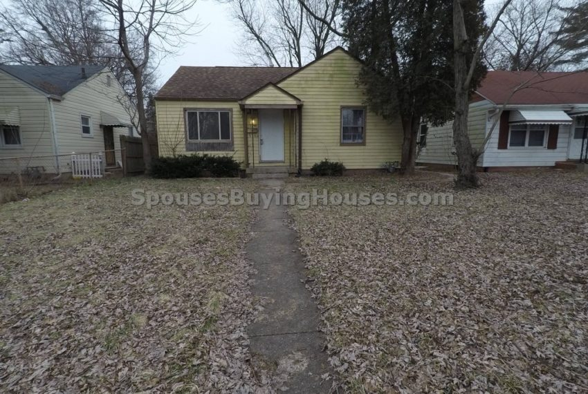 Rent to Own Indianapolis - 2224 Villa Ave, Indianapolis, IN